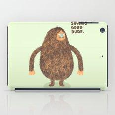 Sounds Good Dude iPad Case
