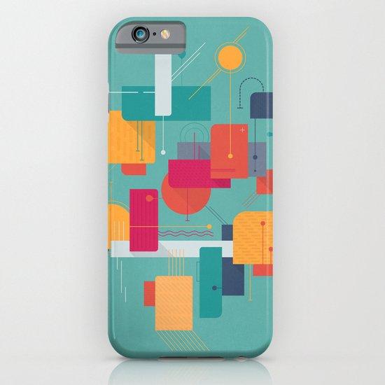 Thinking Of Summer iPhone & iPod Case