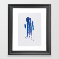 2013-02-07 #1 Framed Art Print