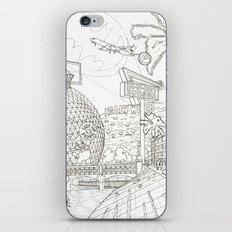 LA iPhone & iPod Skin