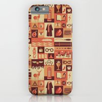 iPhone Cases featuring Accio Items by Risa Rodil