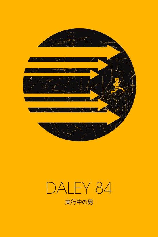 Daley 84 Art Print