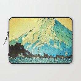 Laptop Sleeve - Waddling through Kennijo Lake - Kijiermono