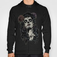 Day of The Dead Woman Hoody