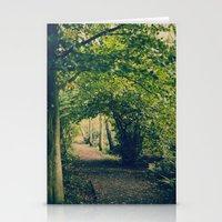 Precious Autumn  Stationery Cards