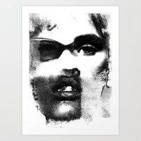 S/HE #2 Art Print