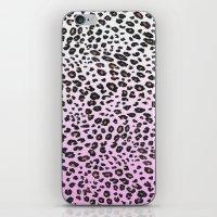 PINK LEOPARD  iPhone & iPod Skin