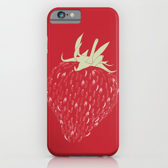 Strawberry iPhone & iPod Case