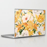 Wordsworth  And Daffodil… Laptop & iPad Skin