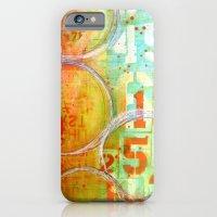 iPhone & iPod Case featuring Tequilla Sunrise by Sophia Buddenhagen