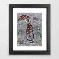 Rainbirds Framed Art Print