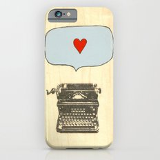 Love Letters Slim Case iPhone 6s