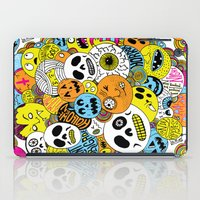 Halloween Print iPad Case