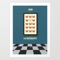 Les Revenants - The Retu… Art Print