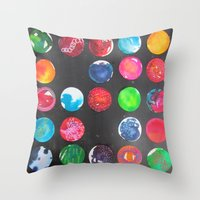 Variations Throw Pillow