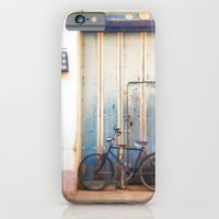 iPhone & iPod Case featuring Bird and Bicycle. by Eyeshoot Photography