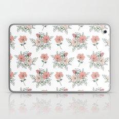 Delicate floral. Laptop & iPad Skin