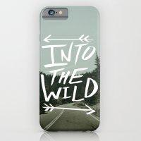 Into The Wild II iPhone 6 Slim Case