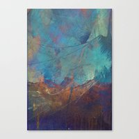 The Liason Canvas Print