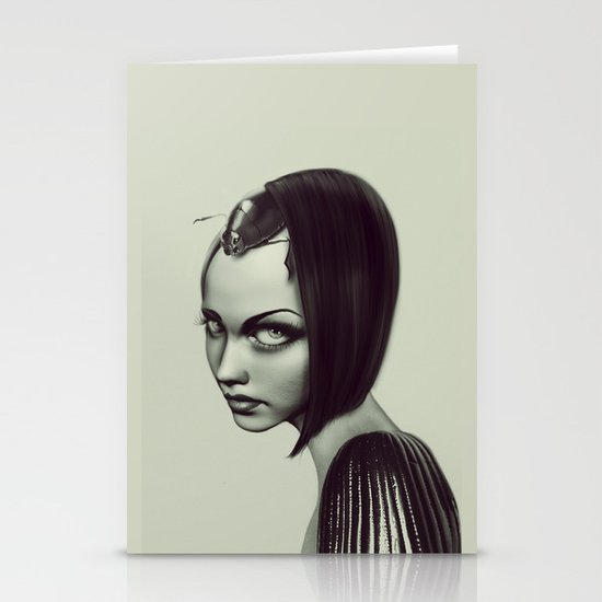 Insection Stationery Card