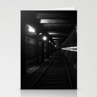Urbex - Berlin Undergrou… Stationery Cards