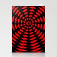 Tessellation 4 Stationery Cards
