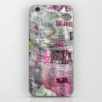 The Soul Of A Journey  iPhone & iPod Skin