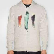 Feathers Hoody