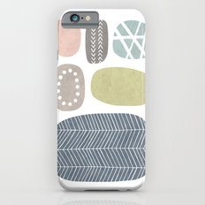 Painted Stones Slim Case iPhone 6s