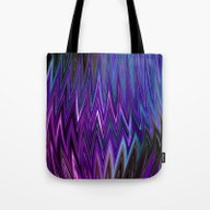 Cold Flames Tote Bag