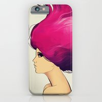iPhone & iPod Case featuring Blaze by Mosessa