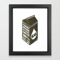 S6 SPECIAL LIMITED PKG Framed Art Print