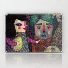 Sing My Heart's Song Or … Laptop & iPad Skin