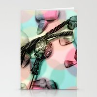 Candy Friday Night Stationery Cards