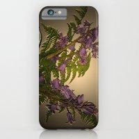 bluebell fan iPhone 6 Slim Case