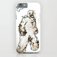 iPhone & iPod Case featuring Golem by Cat Rocketship