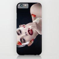 Strawberries & Cream iPhone 6 Slim Case