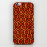 Overlook Hotel iPhone & iPod Skin