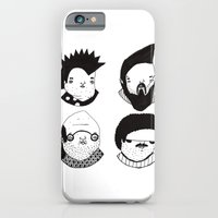 iPhone & iPod Case featuring Busts 2° Part by Mr. JJ