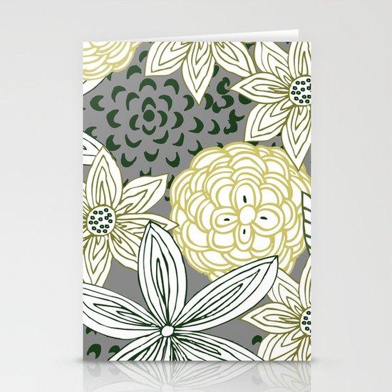 Grey Garden Stationery Card