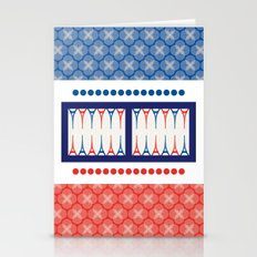 BackGammon - Towels & more Stationery Cards