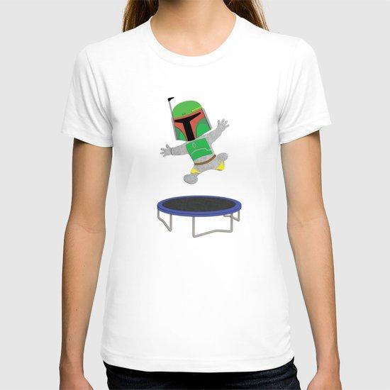 SW Kids - Boba Fett Jump T-shirt