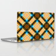 Square Pattern Serie 1 Y… Laptop & iPad Skin