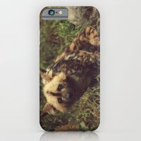 iPhone & iPod Case featuring You bore me, humans by Monster Brand