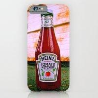 Iconic glass iPhone 6 Slim Case