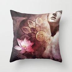 Hellene Throw Pillow