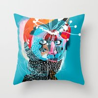 061113 Throw Pillow