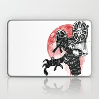 A Film By The Mummy Laptop & iPad Skin