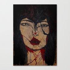 long arms Canvas Print