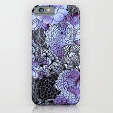 Indigo Bloom Slim Case iPhone 6s